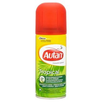 Autan Tropical rovarriasztó száraz aeroszol 100 ml