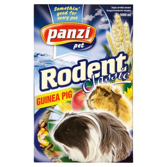 Panzi Rodent Classic Guinea Pig Pet Food 1000 ml