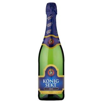König Sekt édes fehér pezsgő 10,5% 0,75 l