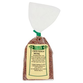 Tellér vörös quinoa 125 g