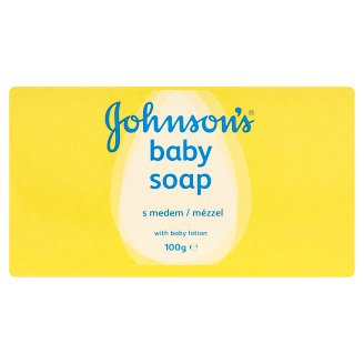Johnson's Baby Soap with Honey 100 g