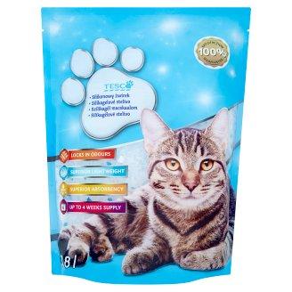 Tesco Absorbing Silica Gel Cat Litter 3,8 l