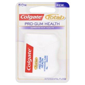 Colgate Total Pro-Gum Health Interdental Floss 50 m