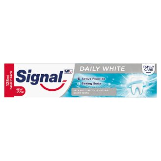 Signal Family Care Daily White Toothpaste 125 ml