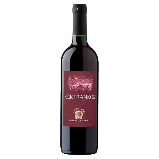 Dunántúli Kékfrankos Semi-Sweet Red Wine 10,5% 750 ml