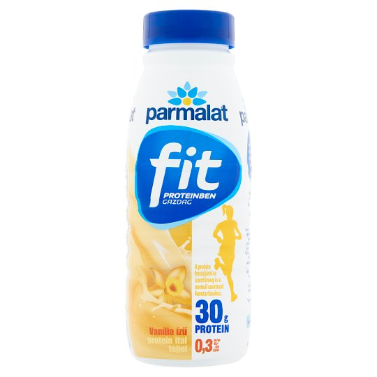 Parmalat Fit Vanilla Flavor Protein Drink with Milk 0,5 l