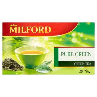 Milford zöld tea 20 filter 35 g