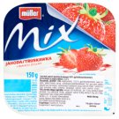 Müller Mix Strawberry Flavoured  Sweetened Yoghurt 150 g