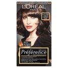 L'Oréal Paris Préférence 4.15/M1 Intenzív Mélybarna prémium ultra-ellenálló hajfesték