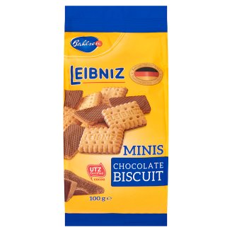 Leibniz Minis Chocolate Biscuit 100 g