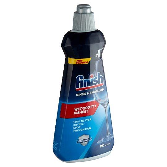 Finish Shine & Protect Rinse Aid 400 ml