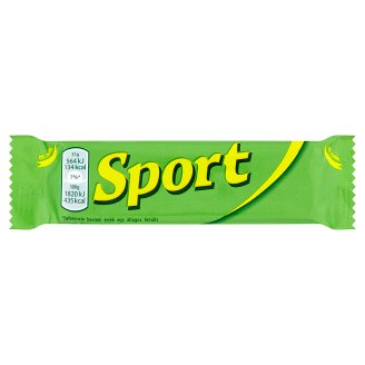 Sport Dark Chocolate Covered Rum Flavoured Cocoa Bar 31 g