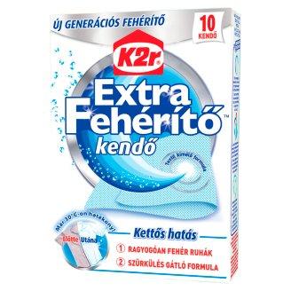 K2r Extra Fehérítő kendő 10 db