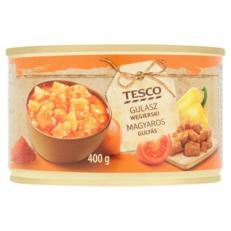 Tesco Hungarian Style Goulash 400 g