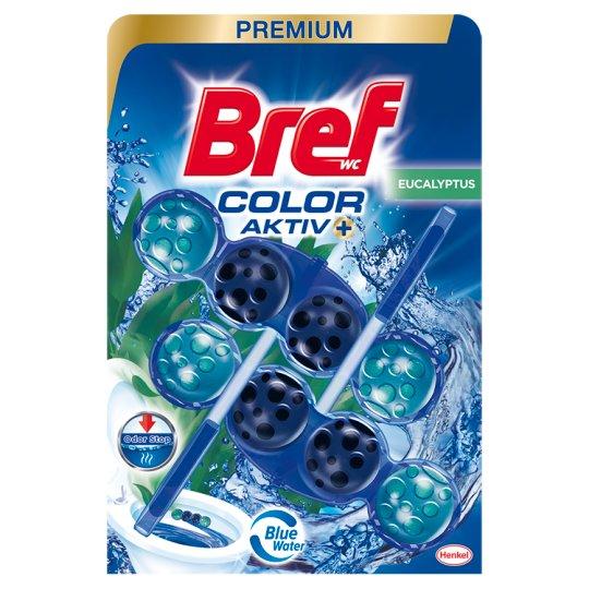 Bref Color Aktiv Eucalyptus WC-frissítő 2 x 50 g