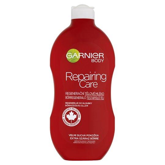 Garnier Body Repairing Care bőrregeneráló testápoló tej extra száraz bőrre 400 ml