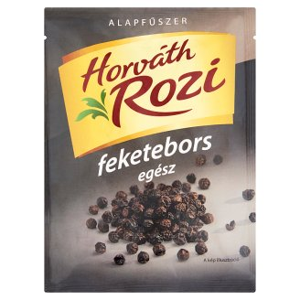 Horváth Rozi Whole Black Pepper 20 g