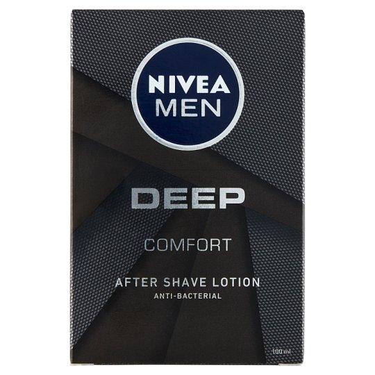 image 1 of NIVEA MEN Deep After Shave Lotion 100 ml