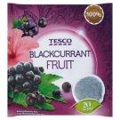 Tesco filteres gyümölcstea feketeribizlis ízesítéssel 20 filter 40 g