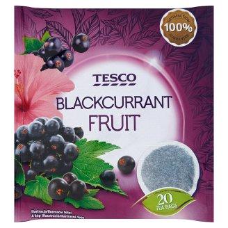 Tesco Blackcurrant Flavoured Fruit Tea 20 Tea Bags 40 g