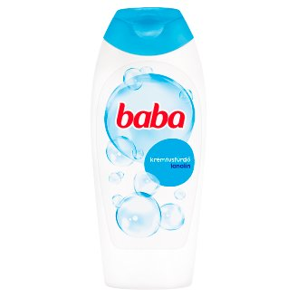 Baba Shower Cream with Lanolin 400 ml
