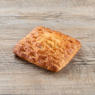 Cottage Cheese Cream Pastry with Apricot 100 g