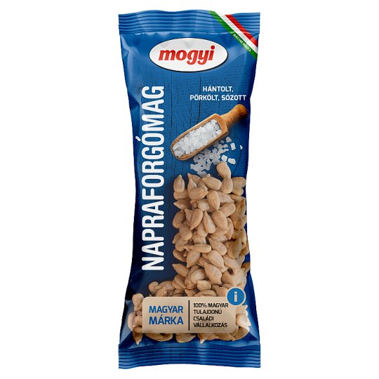 Mogyi Roasted, Salted Sunflower Seed 100 g