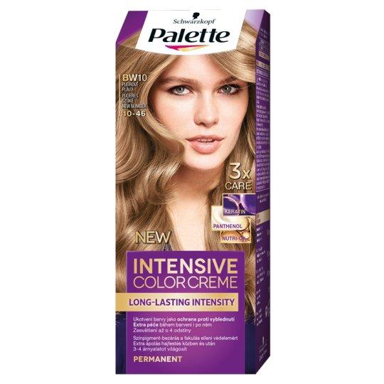 Schwarzkopf Palette Intensive Color Creme intenzív krémhajfesték 10-46 púderes szőke (BW10)