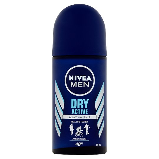 NIVEA MEN Dry Active golyós dezodor 50 ml