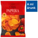 Tesco Paprika Chips 225 g