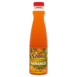 Szobi narancs ízű gyümölcsszörp 0,7 l