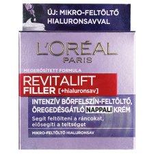 image 1 of L'Oréal Paris Revitalift Filler [HA] Anti-Wrinkle, Filling Day Cream 50 ml