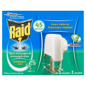 Raid Fly Killer Diffuser and Refill with Eucalyptus Oil