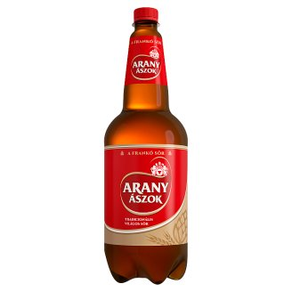 Arany Ászok Traditional Lager Beer 4,3% 1,5 l