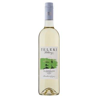 Csányi Pincészet Teleki Villányi Olaszrizling classicus száraz fehérbor 12,5% 75 cl