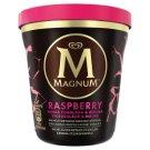 Magnum Étcsokoládé-Málna poharas jégkrém 440 ml