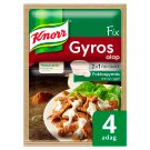 Knorr Fix Gyros Base with Garlic Dressing 40 g