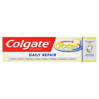 Colgate Total Daily Repair Toothpaste 75 ml