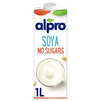 Alpro Unsweetened Soy Drink 1 l