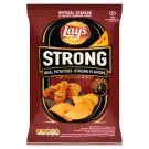 Lay's Strong Hot Chicken Wings Flavoured Potato Chips 77 g