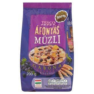 Tesco Blueberry Muesli 200 g