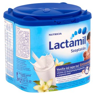 Lactamil Vanilla Flavoured Milk Drink for Mothers 400 g