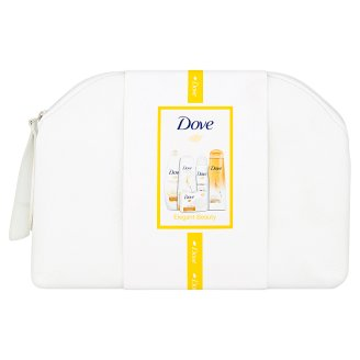 Dove Nourishing Oil Gift Pack with Cosmetic Bag