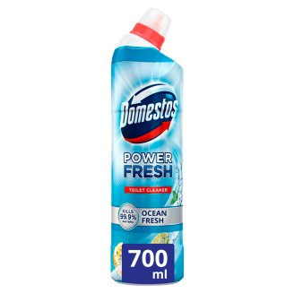 Domestos Total Hygiene Ocean Fresh Disinfectant Toilet Gel 700 ml