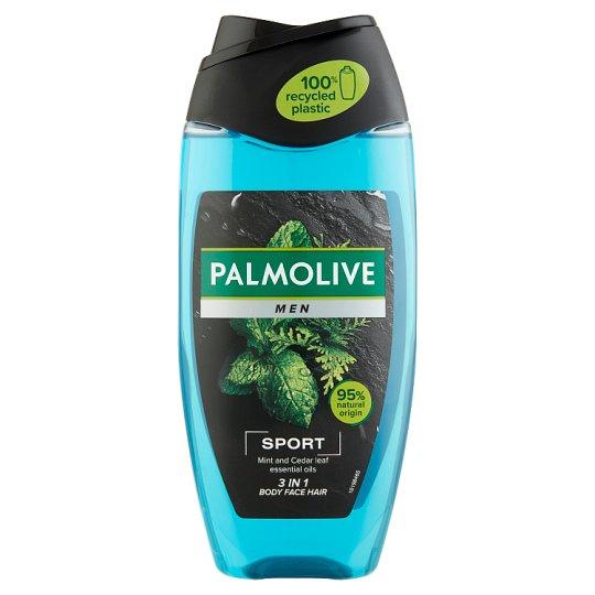 Palmolive Men Sport 3 in 1 Shower Shampoo 250 ml