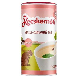 Kecskeméti Gluten-Free Apple-Lemon Grass Instant Tea for Children 6 Months+ 200 g