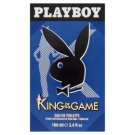Playboy King of the Game Eau de Toilette for Him 100 ml