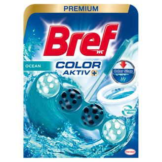 Bref Color Aktiv Ocean Toilet Block 50 g