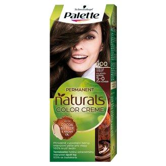 Schwarzkopf Palette Permanent Naturals Color Creme Hair Colorant 5-0 Light Brown (600)