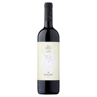 Maczkó Kis Medve Villányi Cuvée száraz vörösbor 13% 750 ml